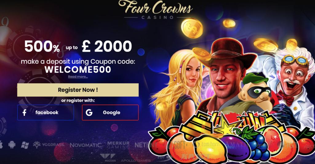 4corwns bonus