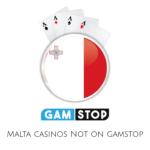 malta casino not on gamstop